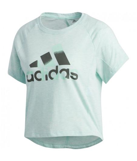 Koszulka damska adidas Boxy...