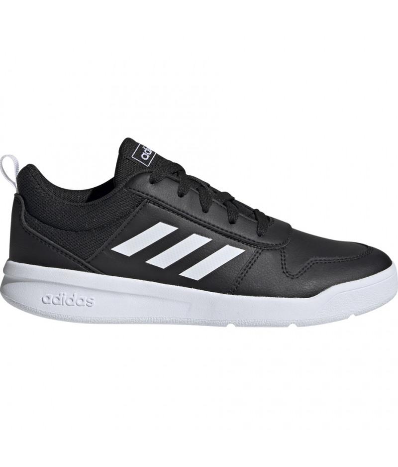 Buty dla dzieci adidas Tensaur K czarne EF1084 Rozmiar 34
