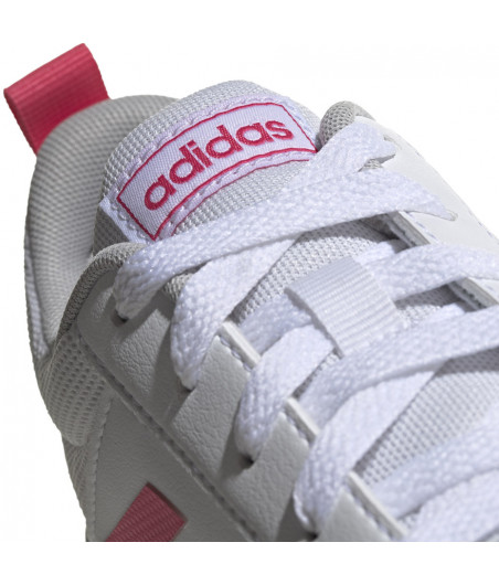 Buty dla dzieci adidas Tensaur K biało różowe EF1088 Rozmiar 35