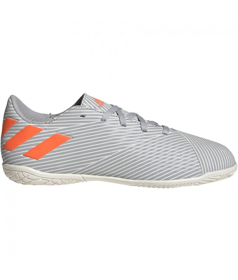 Buty piłkarskie adidas Nemeziz 19.4 IN JR szare EF8307 Rozmiar 31